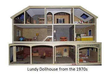 Collecting Lundby Dollhouses
